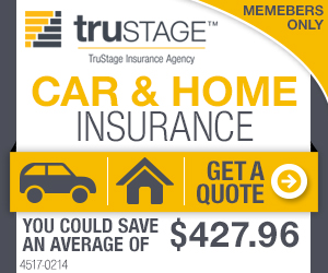TruStage Car & Home Insurance - Get a quote - www.trustage.com/auto-home/save-on-car-insurance