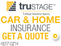 Trustage - Get a quote on car & home insurance