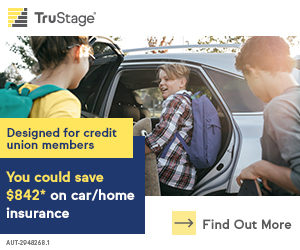 TruStage Safeguard what matters most. You could save an average of $519.52* on car/home insurance.  Find out more.