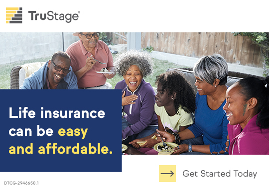 Life insurance can cost less than you think. Get started today. TruStage Insurance Agency.