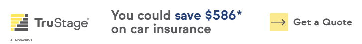 You could save $519.52* on car insurance.  Get a quote.