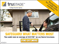 Safeguard what matters most. You could save an average of $427.92 on car and/or home insurance.