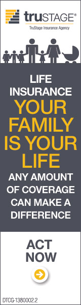 Life Insurance. Act Now. Tru-Stage Insurance Company.