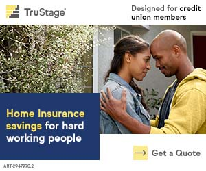 TruStage Insurance Agency. Home insurance savings you've been looking for. Designed for credit union members. Get a quote.