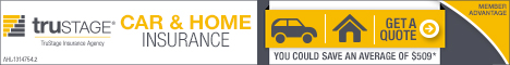Car and home insurance. you could save an average of $508*. Get a quote. TruStage Insurance Agency