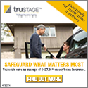 Trustage Auto & Home Insurance - safeguard what matters most - find out more