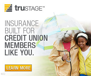 TruStage: Insurance built for credit union members like you. Click to learn more.
