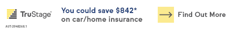 TruStage Insurance Safeguard what matters most.  You could save an average of $519.52 on car/home insurance.