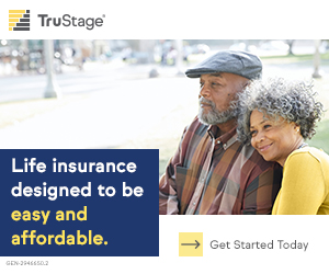 TruStage insurance agency. Life insurance can cost less than you think. Get started today.