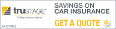 TruStage exclusive member savings on car insurance. Get a quote.