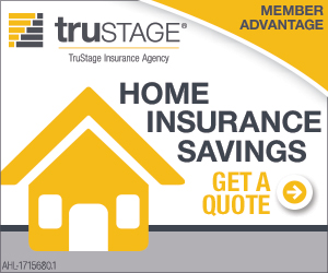 TruStage Insurance Agency. Home insurance savings. Member advantage. Get a quote.