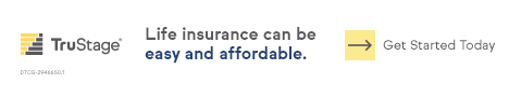 Life insurance can cost less than you think. Get Started Today.